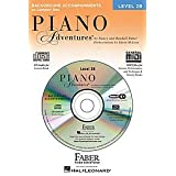 Piano Adventures - Level 2B Lessons Book CD by Nancy Faber (2006-08-03)