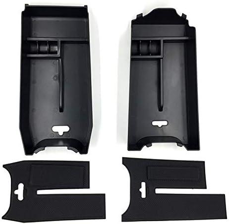 Braccioli Accessori for Mercedes-Benz Classe E W212 2010-2015 Console bracciolo centrale di stoccaggio contenitore della scatola vassoio Organizer Car Styling Color : 1 USB hole