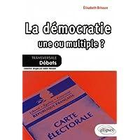 La démocratie une ou multiple ?