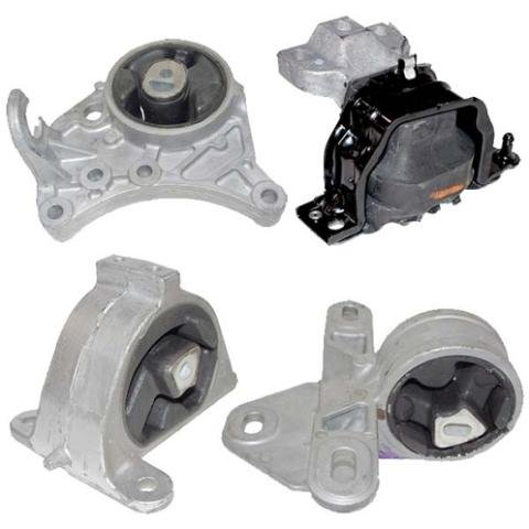Price comparison product image 2001 2002 2003 Town & Country 3.8 Motor Engine Transmission Mount 4PC