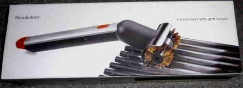 Brookstone Motorized BBQ Grill Brush by Brookstone