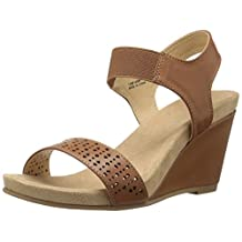 CL by Chinese Laundry Women's Tatum Gore Wedge Sandal