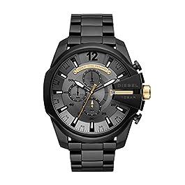 Diesel Men's Chronograph Quartz Watch with Stainless Steel Strap DZ4479