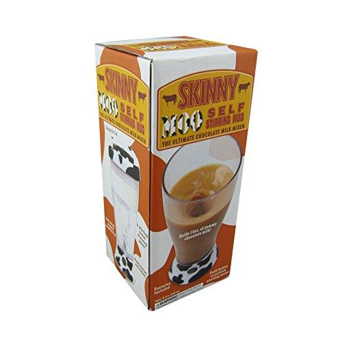 Dimart Battery-Operated Protable Digital Coffee Milk voiture self-stirring Mug Mixeur Shaker Cup Orange