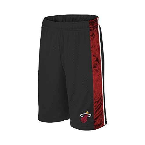miami heat shorts youth - 1