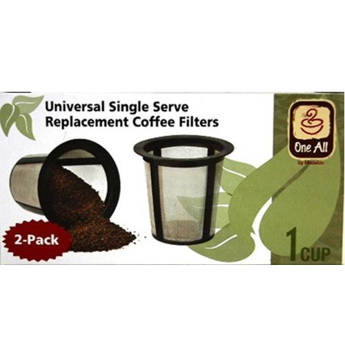 One All® RK202 Single Serve Replacement Filters (One All RK202 Single Serve Replacement Filters)