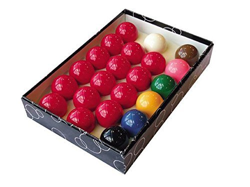 JBB Snooker Ball Set (22 Balls)