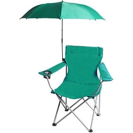 Amazon.com: Ozark Trail incorporables paraguas para silla ...