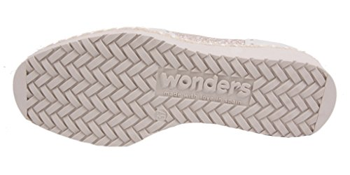 Wonders Slipper C-3615 mint beige