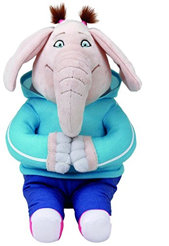 Ty Beanie Babies 41231 Sing Meena the Elephant