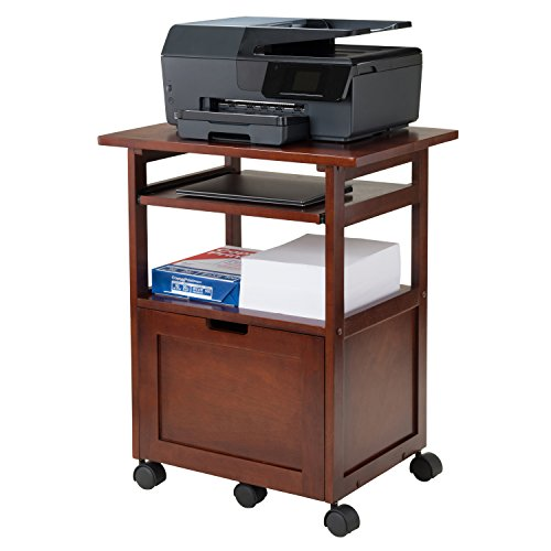 Winsome Piper Home Office Walnut Workpro Chair House