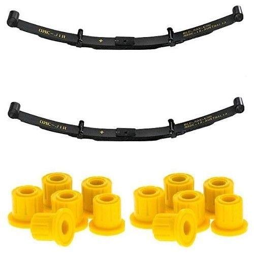 ARB Rear Leaf Springs Pair w/Bushing Kit 1