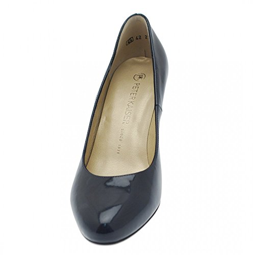 navy Marino De Patent Para Vestir Mujer Azul Peter Kaiser Zapatos RqwBTg87