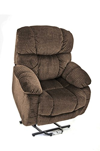 Med Lift 5955-CAH Sleeper/Reclining Lift Chair - Cabo - Havana