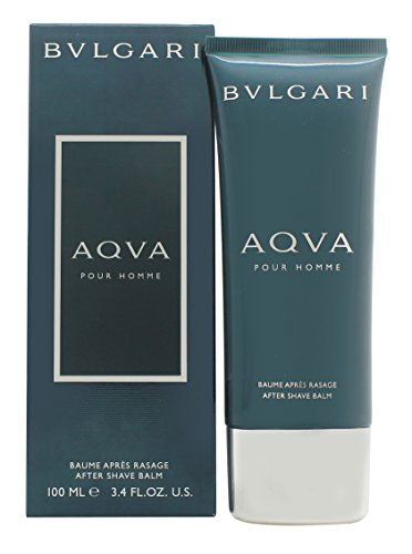 Bvlgari Aqva by Bvlgari for Men - 3.4 oz After Shave Balm