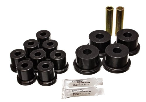 Energy Suspension 4.2123G Rear Leaf Spring Bushing for Ford by Energy Suspension