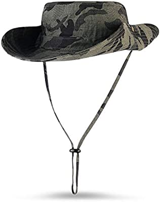 New Unisex Ladies Mens Green Grey Camouflage Ear Lap Hats Camouflage Pack OF 3