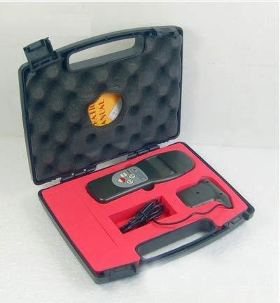GOWE medidor de humedad probador, madera medidor de humedad significado: Pin tipo