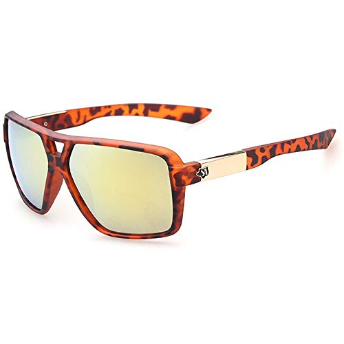 Lunettes Grandes incassables soleil conduisant de Lunettes Polarisé Lunettes de Surdimensionné lunettes Femmes Tortue hommes soleil Protect 65RHvwaq