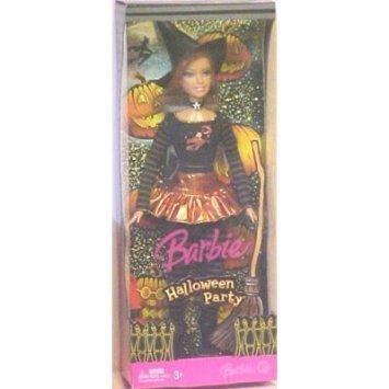 Mattel Barbie Halloween Party Doll -
