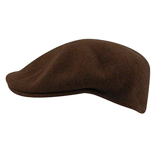 Kangol Male Wool 504 Chocolate L
