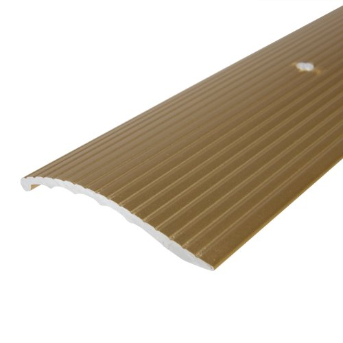Columbia 6116 HG 3ft Carpet Bar-Deluxe, Gold