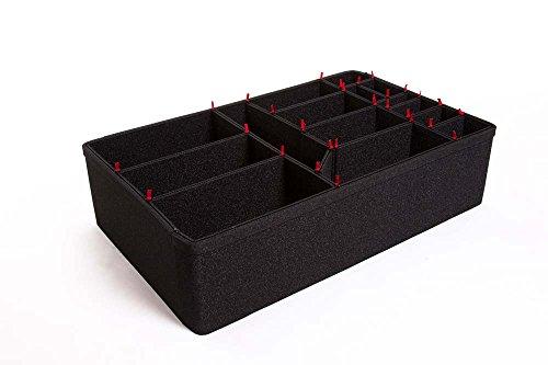 TrekPak Custom Insert for Pelican 1650 Cases by TrekPak
