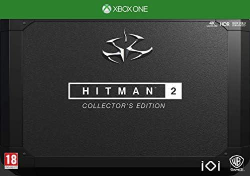 Hitman 2 Collectors Edition - Xbox One [Importación inglesa ...
