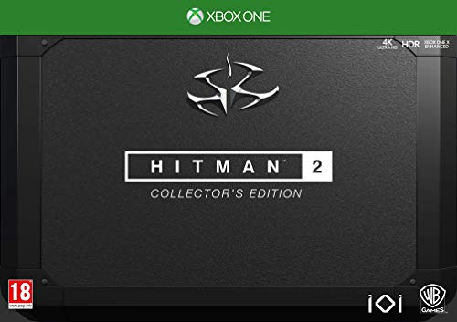 Hitman 2 Collectors Edition (Xbox One)