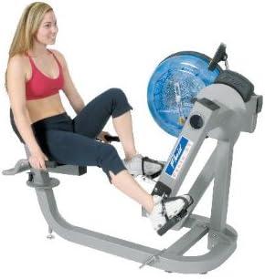 Sunny Health Fitness Asuna 4200 Upright Bike, Gray