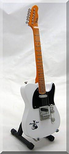 RICK PARFITT Miniatura Guitarra STATUS QUO Fender Telecaster ...