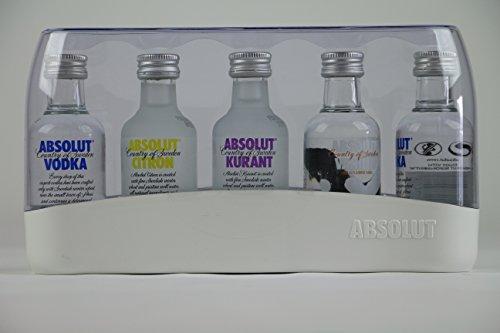 Absolut Five Mini Set