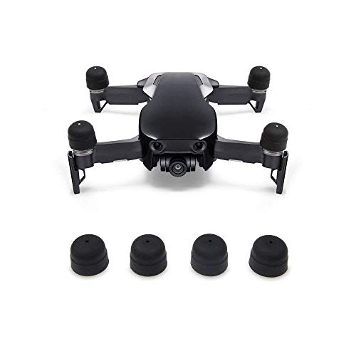 Halloween Hot Sale!!!Kacowpper 4PCS Motor Cover Case Silicone Dustproof Plug Cover Protector for DJI Mavic 2 Pro/Zoom ()