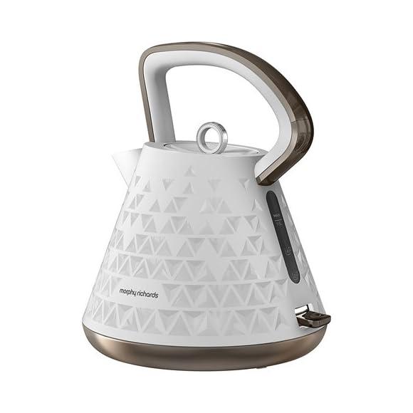 Morphy Richards 108102 Prism Kettle - White