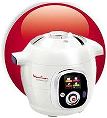 Moulinex Cookeo USB - Robot de cocina, color blanco: Amazon.es: Hogar