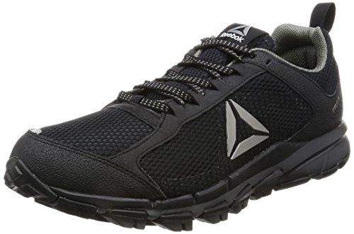 Reebok Bd4714, Zapatillas de Trail Running para Hombre Negro (Negro (Black / Alloy / Pewter)