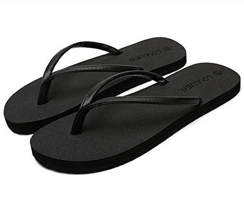 De Chanclas Exteriores Eva Zapatillas Soft Black Para Clásicas Hombres Lightweight Sandalias Bottom Interiores Y Verano qq10rwR