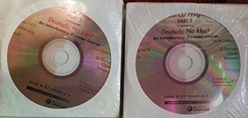 Deutsch: Na klar! - Audio CD Program, Part 1 (Fourth Edition)