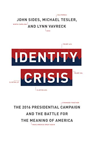 Image of Identity Crisis: The 2016 Presidential Campaign and the Battle for the Meaning of America
