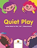 Quiet Play : Activity Books for Kids | Vol 1