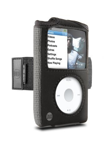 DLO Action Jacket Case with Armband for 80/120/160 GB iPod classic Bulk Packaging (Ipod Jacket)