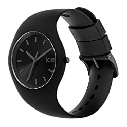 Ice-Watch – ICE colour Phantom – Black men's (unisex) wristwatch with silicon strap – 017905 (Medium) Recommended deals [tag]
