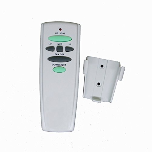 fan and light remote control - 8