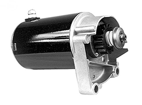 Heavy Duty Version Replacement Starter for Briggs & Stratton 497596, 498148 ()