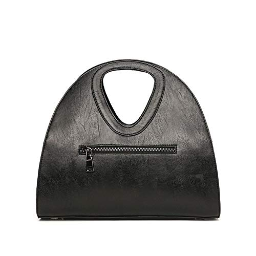 Wangkk bandoulière Sac Motif relief relief à en exquis Noir en rBqEwprnx6