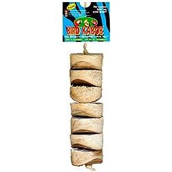 Wesco Pet Original Bird Kabob Shreddable Bird Toy