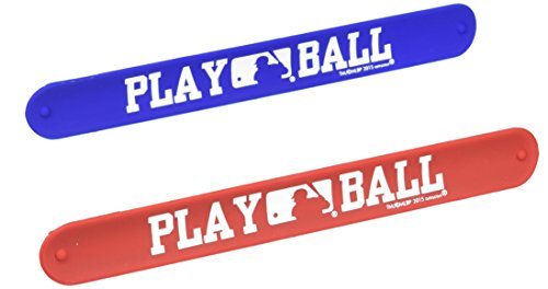 """MLB Collection"" Slap Bracelet, Party Favor"