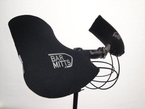 Bar Mitts Mountain耐熱手袋、ブラック、Large byバーMitts