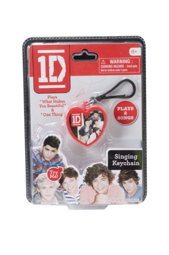 key chains one direction - 7