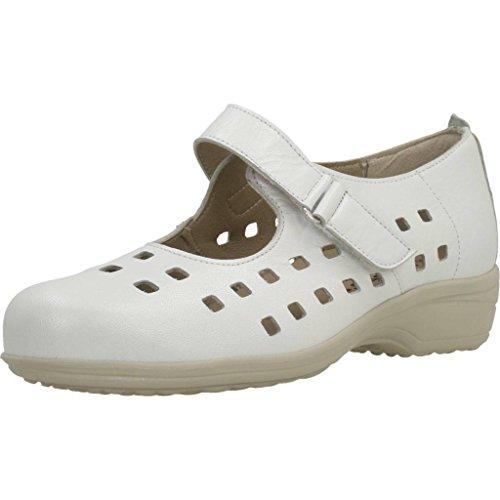 Para Mujer Blanco Blanco 7579 Cordones Zapatos Color Pinosos Marca G Pinosos De Mujer Modelo tqwEfO